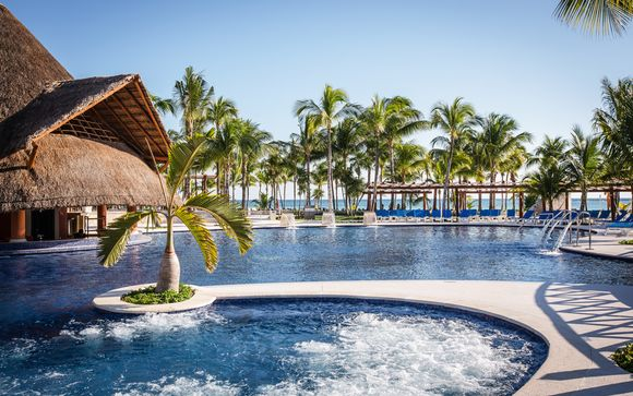 Barcelo Maya Caribe 5* & Optional Yucatan Tour
