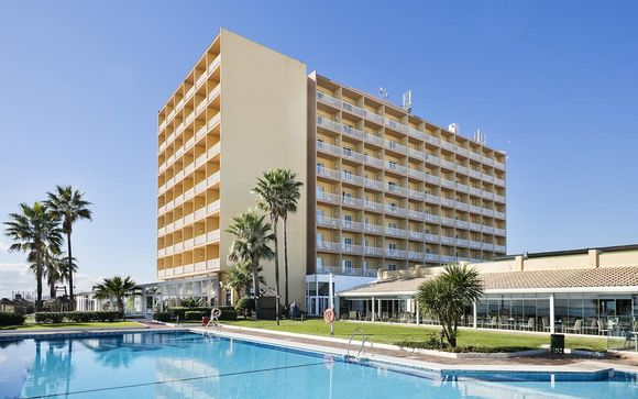 Your Extension to Hotel Tryp Guadalmar 4*