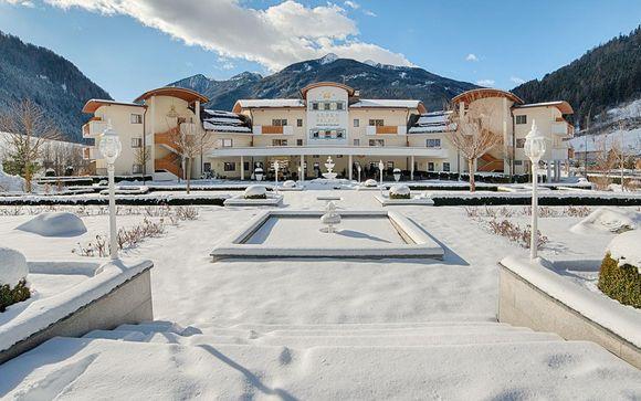 Alpenpalace Deluxe Hotel & SPA Resort 5*