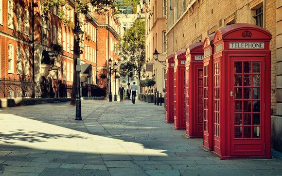 Destination...London, Bloomsbury