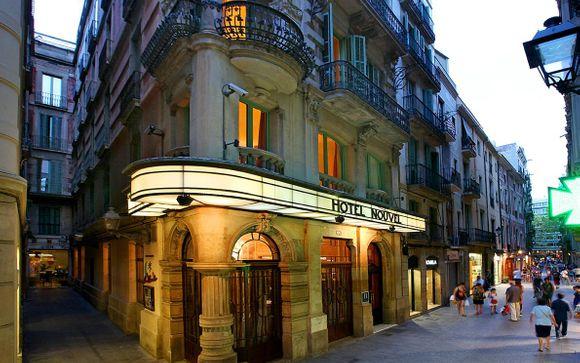 Hotel Nouvel 3*