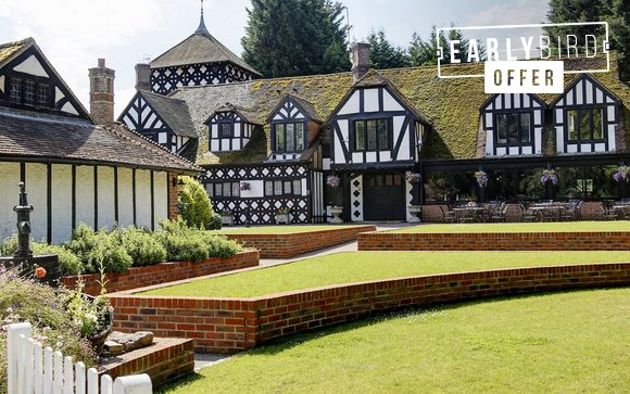 Romantic Escape to the Garden of England