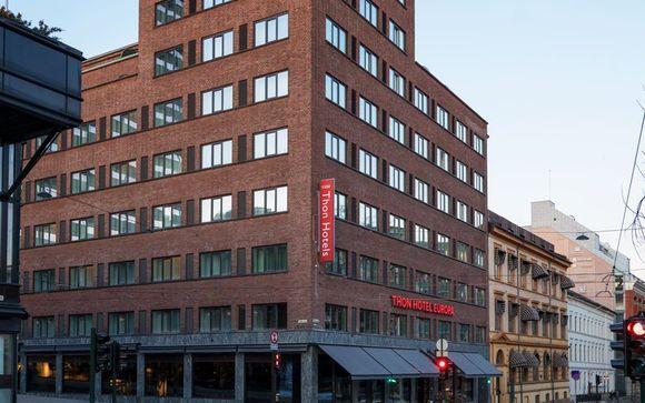 Thon Hotel Europa Oslo 4*