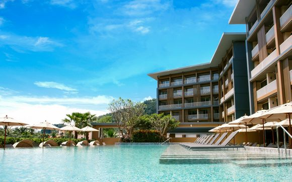 Centra by Centara Phu Pano Resort Krabi 4* & Optional Bangkok Stopover