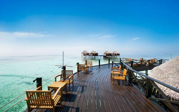 Sri Lanka Tour & Adaaran Select Hudhuranfushi 4*