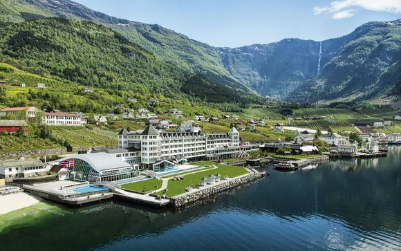Norwegian Fjords Fly and Drive