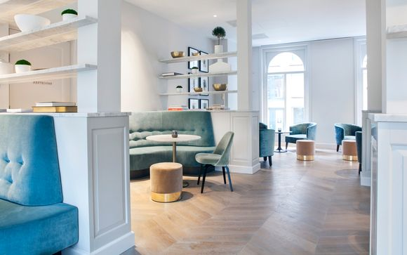 Intimate Boutique in Characterful Townhouse