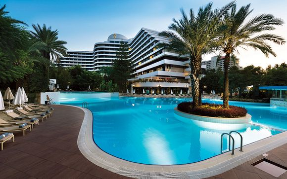 Stunning All Inclusive Stay with Land of Legends Entry