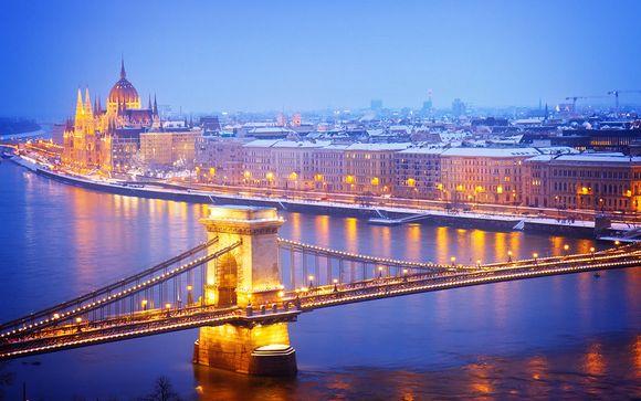 Danube Christmas Cruise