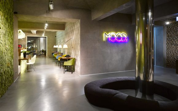 MOODs Boutique Hotel 4*