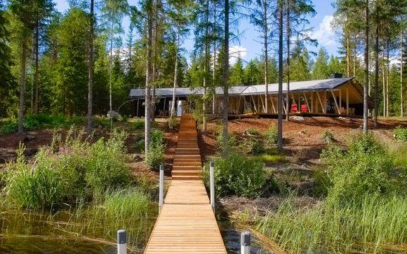 Hotel Anttolanhovi Lake Saimaa