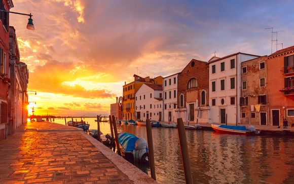 Destination...Venice, Cannaregio Canal