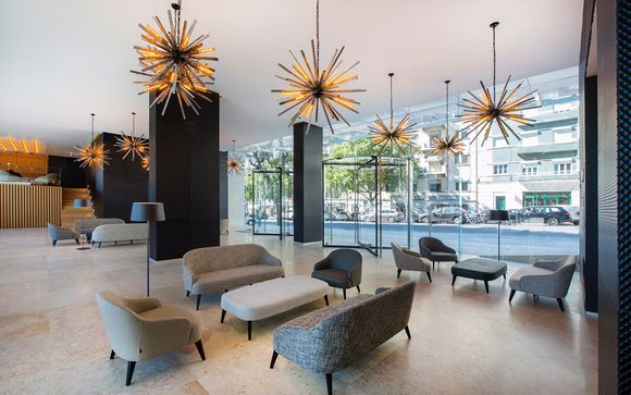 Brand New Hotel in Portuguese Capital