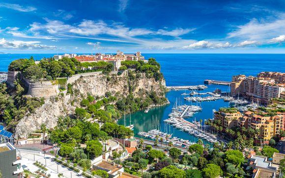 Hotel Columbus Monte Carlo 3*
