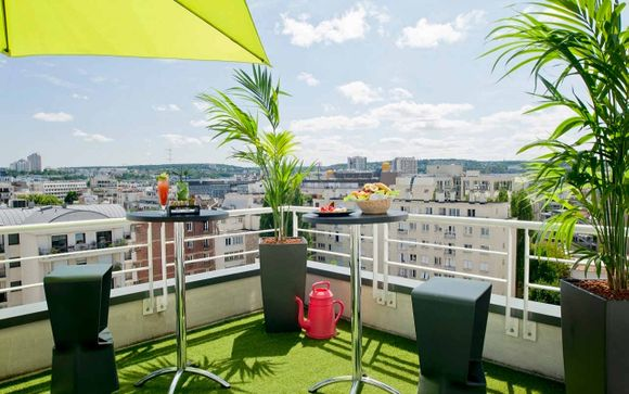 Charming Hotel in Boulogne-Billancourt District