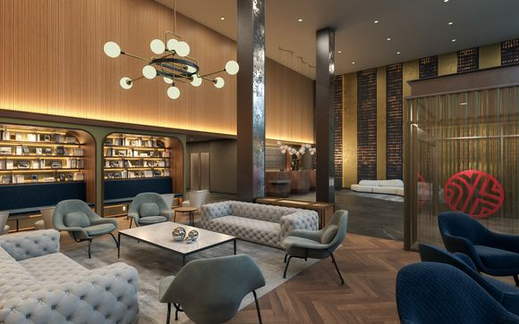 NH Collection New York Madison Avenue 4*