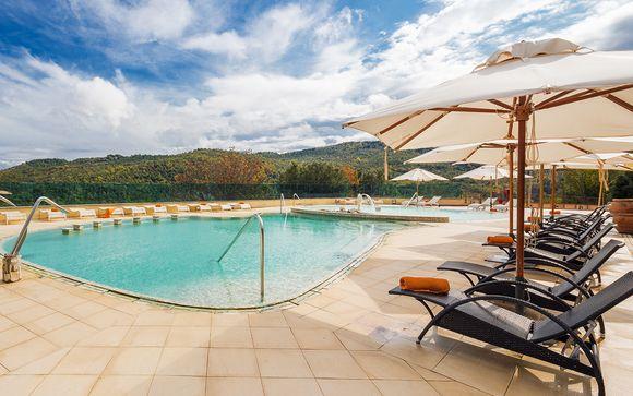 Hotel Petriolo Spa Resort 5*