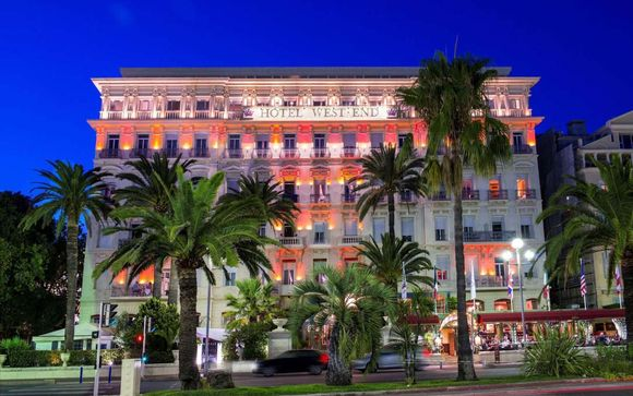 Historic Glamour on the Promenade des Anglais
