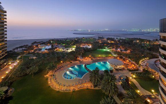 Le Meridien Beach Resort & Spa, Dubai - 3 nights