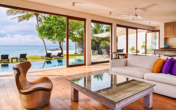 Sri Lanka Tour & Ubuntu Beach Villas by Lantern