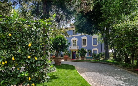 Stunning 19th Century Villa Close to Lucca