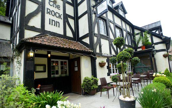 The Rock Inn Waterrow 4*