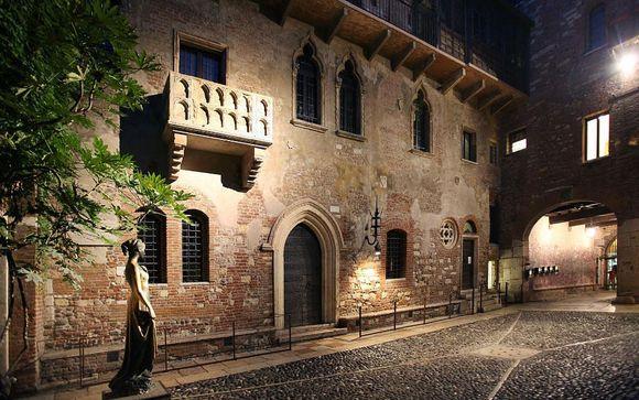 Il Sogno Di Giulietta 5* & Arena di Verona Opera Festival 2017