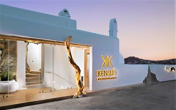 Fabulous Boutique in Ornos Bay