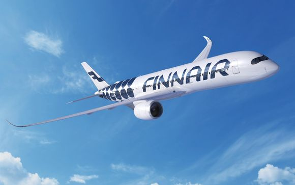 Treat yourself to the comfort of Business Class with Finnair!