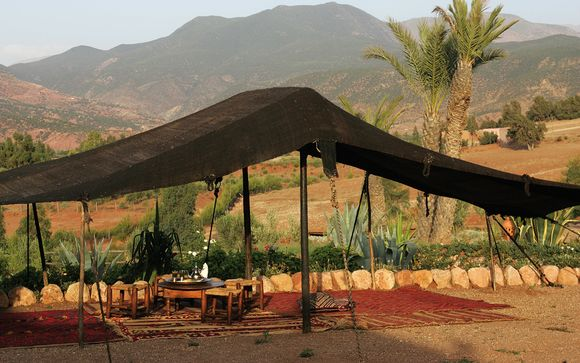 Erg Lihoudi Camp, High Atlas Mountains - 1 night