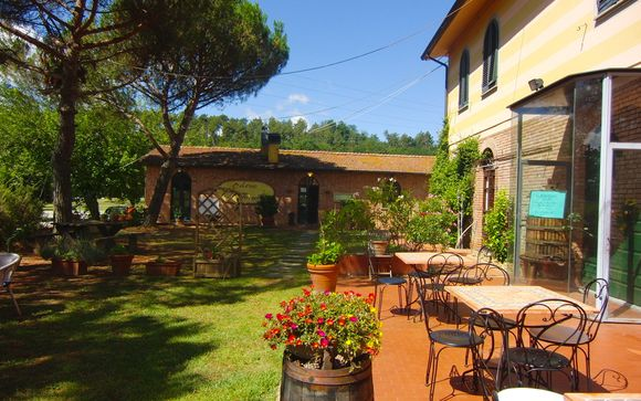 Locanda Il Fornello - 2 nights