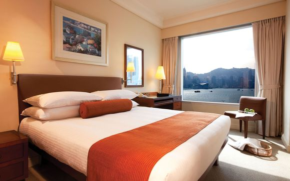 Harbour Plaza Metropolis, Hong Kong – 4 nights