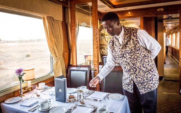 Your Hotels & Blue Train Stay