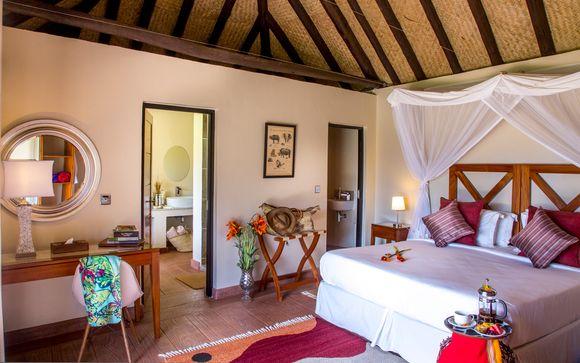 Your Safari Accommodation
