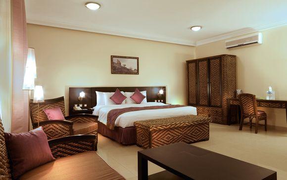 Al Nahda Resort & Spa 5*