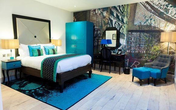 Hotel Indigo London Kensington 4*