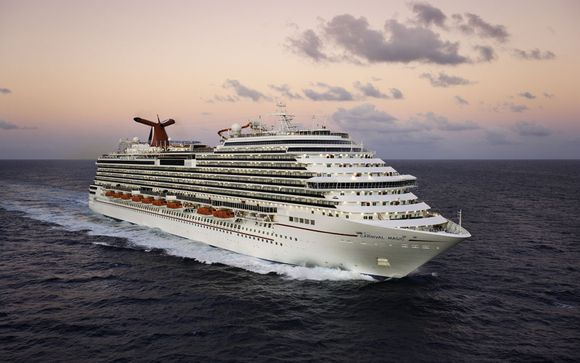 Carnival Magic Caribbean Cruise & Orlando Stay