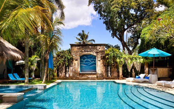 The Mansion Baliwood Resort & Spa