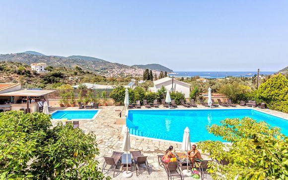 Skopelos Hotel and Spa 5*
