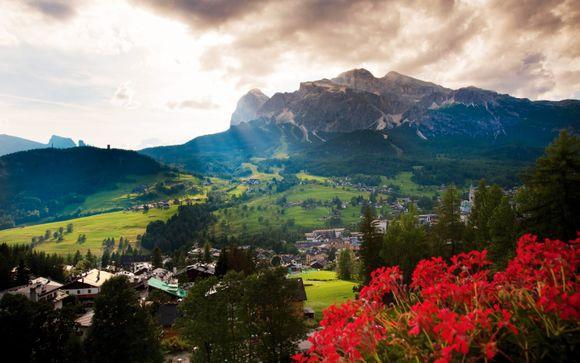 Destination...The Dolomites