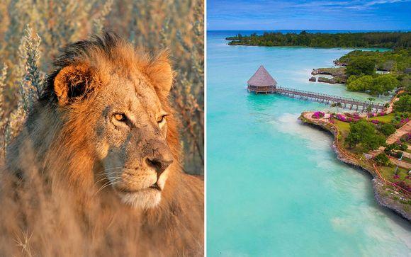 Mini Safari & Azao Resort & Spa 4*