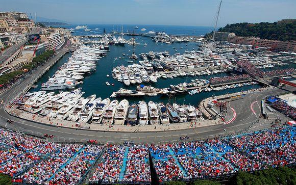Monaco Grand Prix (26th - 29th May 2017)