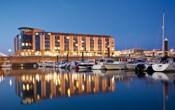 Radisson Blu Waterfront 4*
