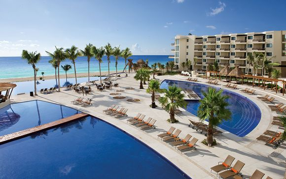 Dreams Riviera Cancun Resort & Spa 5*