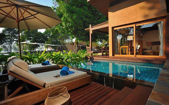 Wanakarn Beach Resort & Spa 5*