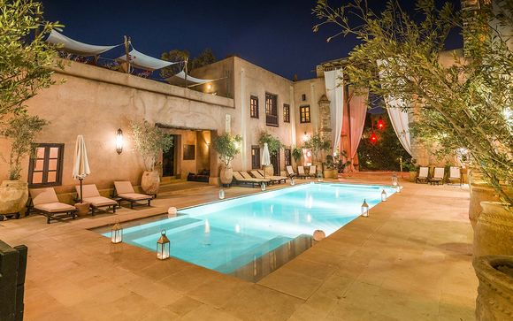 Boutique Riad Surrounded by Countryside