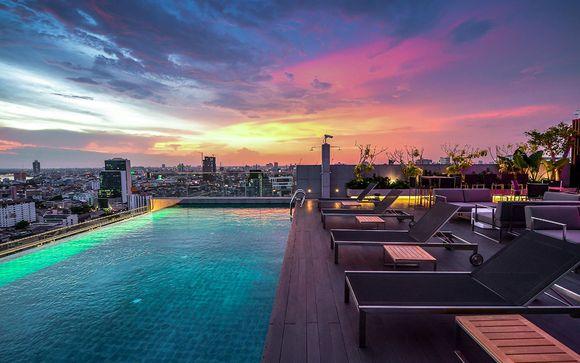 Optional Bangkok Stopover 5*