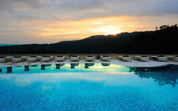 Thermal Pools Nestled in Private Nature Reserve