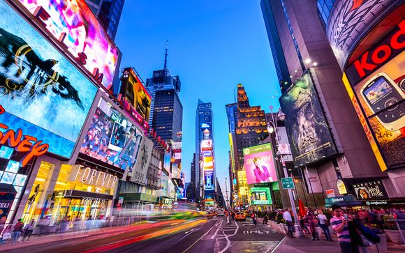 Holiday Inn New York City - Times Square 3*