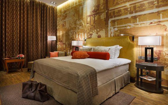 Offer 1 Hotels - 4*